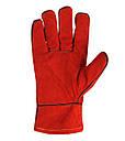 Сварочные перчатки  Doloni (27 см), фото 2