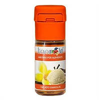 Gelato Vanilla ароматизатор FlavourArt (Ванільне морозиво джелато)