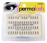 Накладные ресницы в пучках Permalash 8, 10, 12 mm.