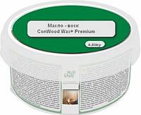 Масло-воск для древесины наружной.ConWood Wax+, 0.45 кг./Воскова олія для деревини ConWood Wax+, 0.45 кг