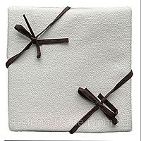 Подушка на табурет Кожзам Small 32x30x2 см (1080)ж