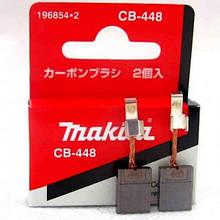 Вугільні щітки MAKITA CB-448 для BTW251, DTD152, DTW251 Makita (196854-2)