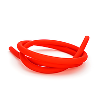 Силиконовый Шланг Soft Touch   Красный матовый