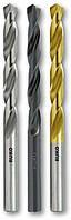 Сверла спиральные по металлу RUKO DIN 338 HSS-G