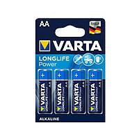 Батарейки AA / LR6 Varta Longlife Alkaline Power - 4шт