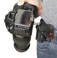 Крепление камеры к ремню - быстросьемное для фотокамер