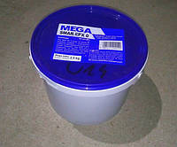 Смазка центральная MEGA SMAR EPX 0 / 2,5кг 2507000012, фото 1
