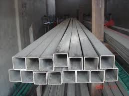 Труба алюминиевая квадратного сечения