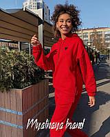 Спортивный костюм женский теплый красивый(Норма)