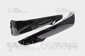 Пластик Viper Active наколенник черный