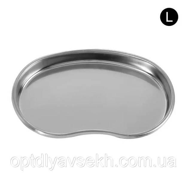 Лоток для інструментів металевий, L