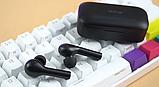 Бездротові навушники QCY - T5 In1933 Xiaomi TWS навушники вкладиші бездротові Bluetooth, фото 7