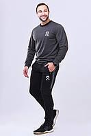 Костюм спортивный мужской весенний батник+штаны