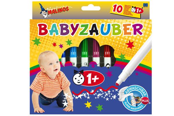 Фломастеры для малышей