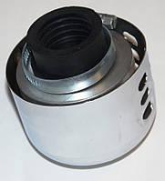 Фильтр нулевого сопротивления  Ø28 мм закрытый
