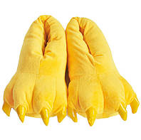Жёлтые тапки - лапки