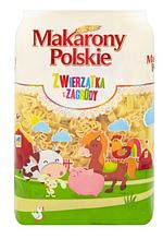 Макаронные изделия Makarony Polskie zwierzatka z zagrody 400 g