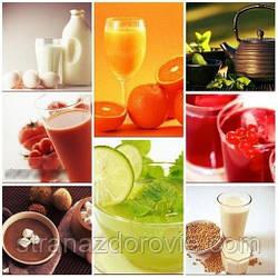 8 напитков, которые обязательно должны входить в рацион питания человека!!!