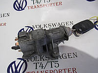 Замок зажигания контактная группа/ замок запалювання VW Volkswagen Transporter t5 Фольксваген Т5