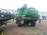 Комбайн JOHN DEERE W660 2012 року, фото 3