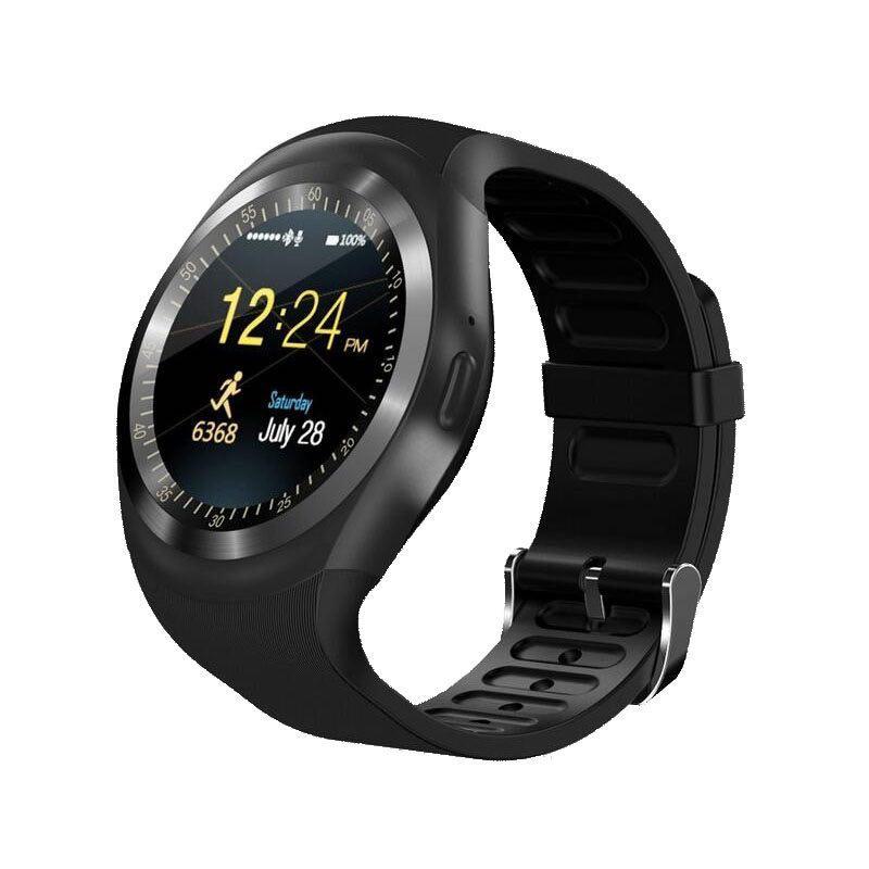 Смарт-годинник Smart Watch Y1 Black (66382)