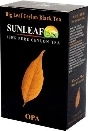 Чай чорний ( заварний) SUNLEAF 100 грам