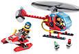 Конструктор Brick 902 Пожарный вертолет и катер, 111 деталей, фото 2