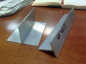Алюминиевый тавр АД 31 Т5 (6063)