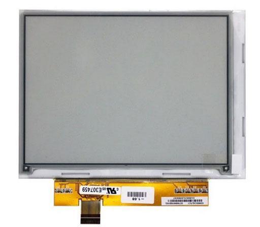 Дисплей (матрица, экран) Texet TB-416 для електронной книги PVI e-ink OPM060A1 (OPM060A2)