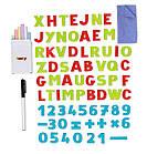 """Детский двухсторонний мольберт """"Буквы и цифры"""" Smoby 410103 доска для рисования для детей, фото 4"""