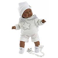 Кукла Llorens Сирхам плачущий 38см (38615)