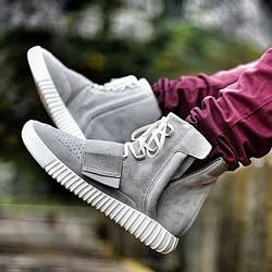 Кроссовки мужские Adidas Yeezy Boost 750 / ADM-596 (Реплика)