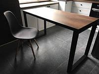 Стол обеденный, письменный 120*60 см Loft (Лофт) (стол 7)