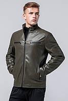 Куртка мужская осенне-весенняя молодежная цвета хаки модель Braggart Youth.Размер 50-58