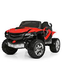 Детский двухместный электромобиль 4WD M 4201EBLR-3 красный