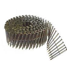 Гладкі цвяхи в барабані 2,5х57 мм (8100 шт.) Для AN621, AN901, AN902, AN610H, AN620H, AN711H, AN911H, AN960, AN961, AN635H, AN935H Makita (F-31256)