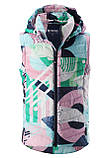 Демисезонная куртка - жилетка для девочки Reima 531440-8452. Размеры 104 - 146., фото 3