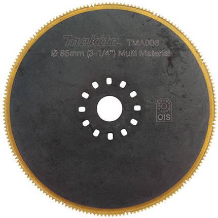 Пильний диск BiM-TiN Makita 85 мм (B-21294), фото 2