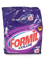 Порошок для стирки цветных вещей Formil Color, 2.1 кг (30 стирок)