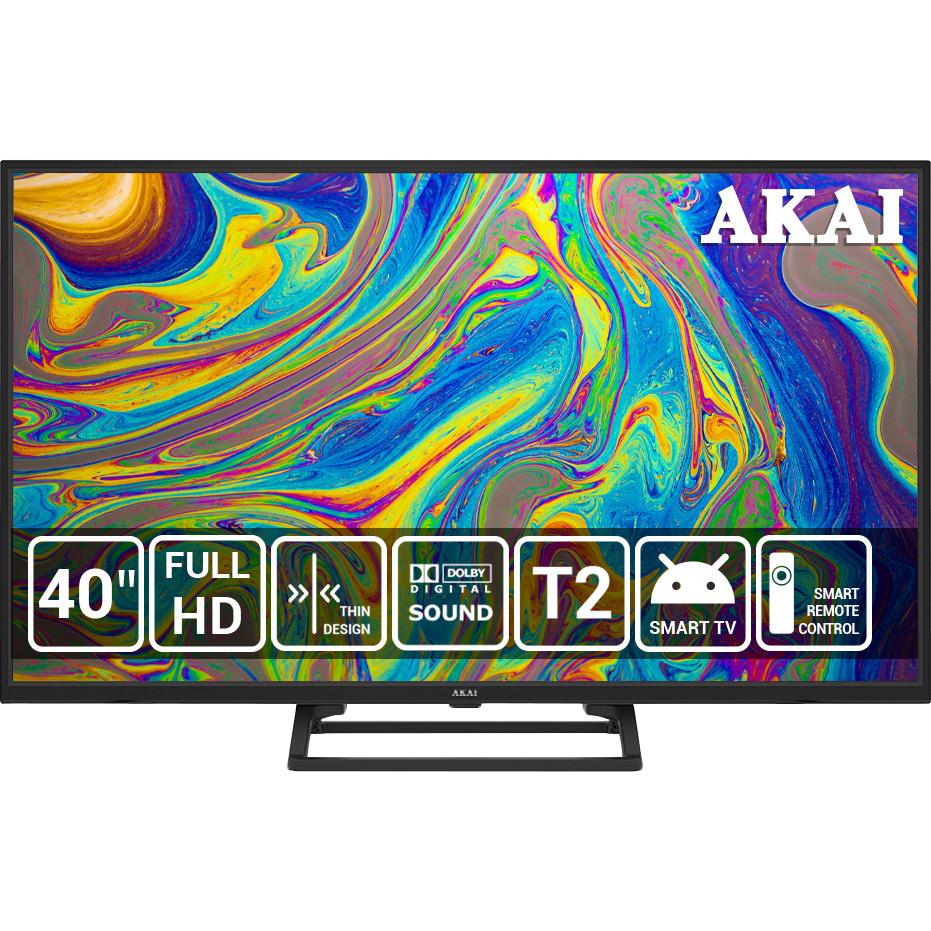 Телевизор LED AKAI UA40IA124S
