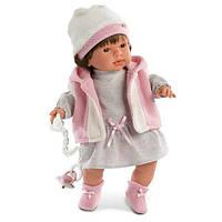 Кукла Llorens плачущая CARLA 42CM 42142