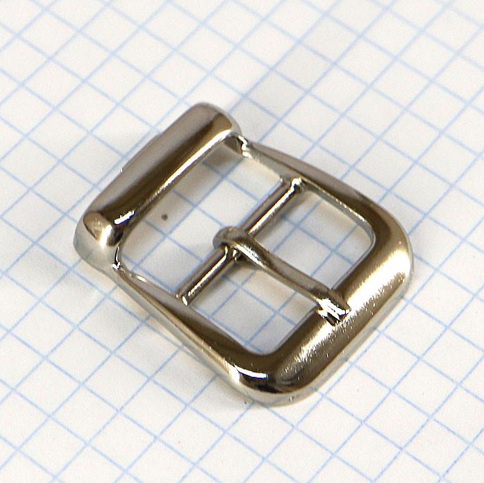 Пряжка 20 мм никель для сумок t4861 (10 шт.)