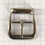 Пряжка 20 мм никель для сумок t4861 (10 шт.), фото 3
