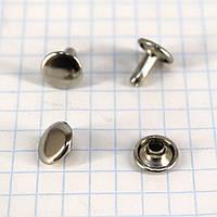 Хольнитен двухсторонний 9*9*9 мм никель a3733 (1000 шт.)