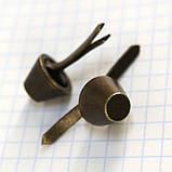Ножка для сумки 18 мм антик t5031 (5 шт.), фото 3