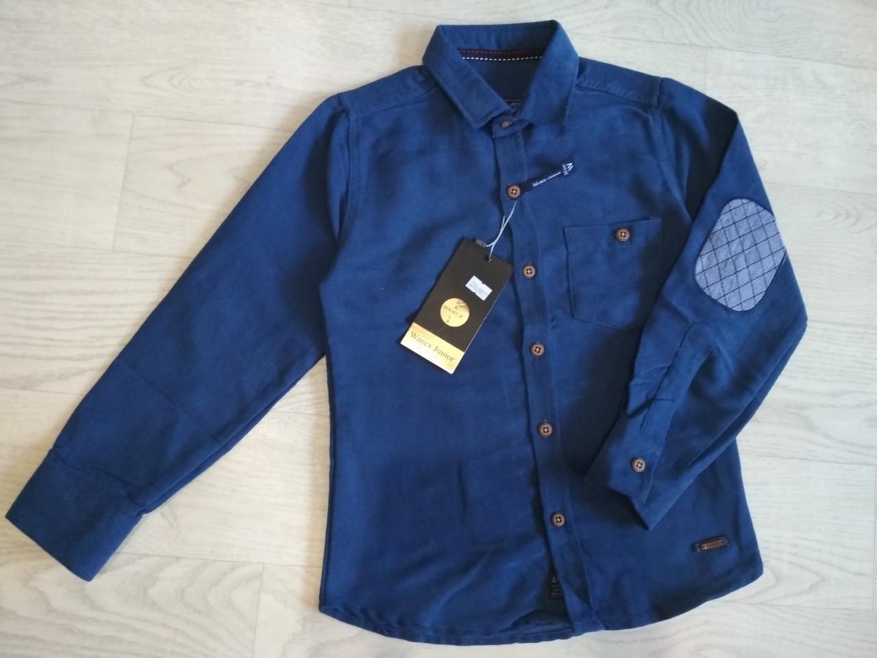 Рубашка для мальчика р. 128