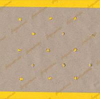 Папір під настил подвійна макроперфорація крафт 182см /80г