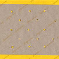 Бумага под настил двойная макроперфорация крафт 182см / 80г рулон 30кг