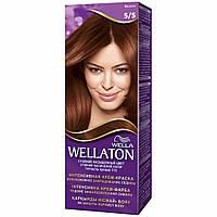 Крем-краска для волос Wellaton стойкая 5/5 Махагон (4056800023073)