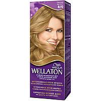 Крем-краска для волос Wellaton стойкая 8/0 Песочный (4056800023165)